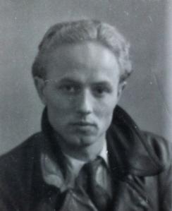 Mijn vader in zijn jonge jaren