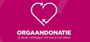 Orgaandonatie logo